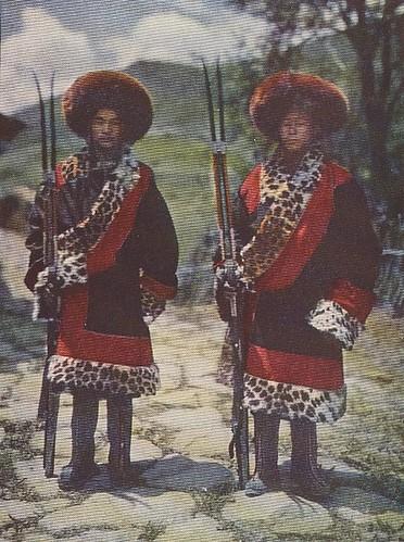 Muli soldiers, 1920s