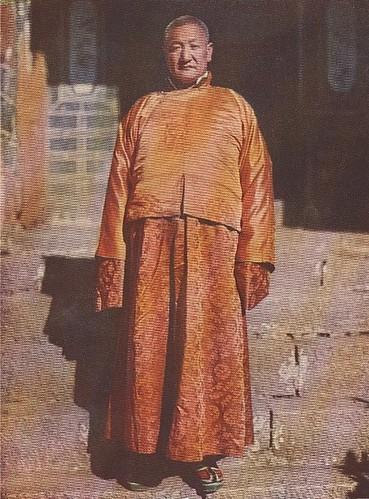 Yongning tusi, 1920s