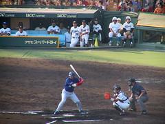 阪神甲子園球場 2002觀戰 (wahaha_wu) Tags: hanshin tigers baseball koshien