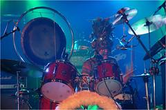 Der Elektrolurch (BlueBreeze) Tags: blue music rock electric concert live amphibian zensur drummer blau nocensorship keine guruguru thebiggestgroup elektrolurch keinezensur
