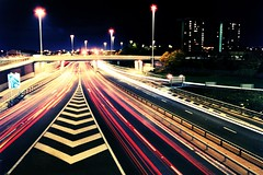 leeds at night (tricky (rick harrison)) Tags: road longexposure bridge urban bulb night wow geotagged lights crossprocessed long exposure traffic motorway mostfavourite leeds trails 500v50f creamofthecrop sodiumvapordreams mostfavourited mostviews geolat53783447 geolon1542781 flickys excellenceinsets qatsi1 qatsitrilogy qatsitrilogyqatsi1 printforsale
