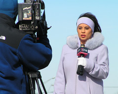 Reporter (Sister72) Tags: petco gasexplosion eatontown nj reporter cn8 cable gas explosion