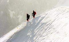 Aiguilles du Midi, Chamonix
