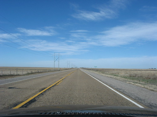 driving the oklahoma panhandle | Flickr - Photo Sharing!