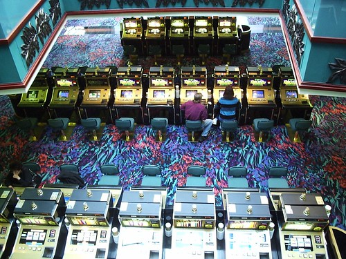 slot machines by TheThompsonFive