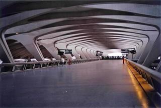 Gare TGV de Lyon Saint Exupèry (Lyon, France)