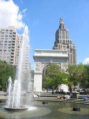Washington Square Park by kalyan3, on Flickr