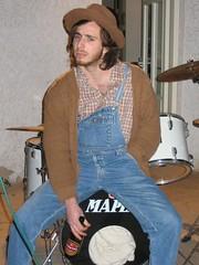 Purim Party :: Goz'o (nashke) Tags: purim party costumes farmer drums beer goldstar jeans psfk mycooljeans israel raanana