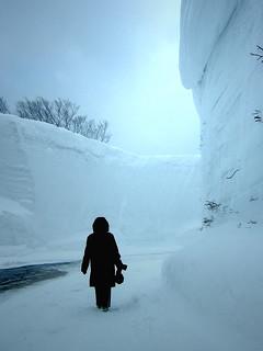 snow corridors