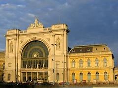Keleti Train Station - Budapest, Hungary