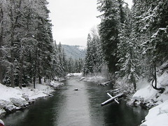 This is a Color Photograph (t i g) Tags: winter snow river charlie pacificnorthwest kindel charliekindel kahlerglenn topshot photo365 photo365kindel