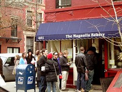 The Magnolia Bakery by roboppy, on Flickr