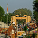 Wagah Border Indian Side
