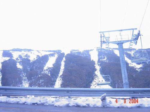 SNOW- AU (ONE) Tags: