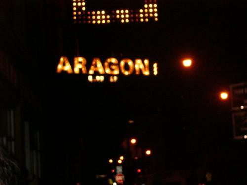 Aragon Ballroom Xmas '03