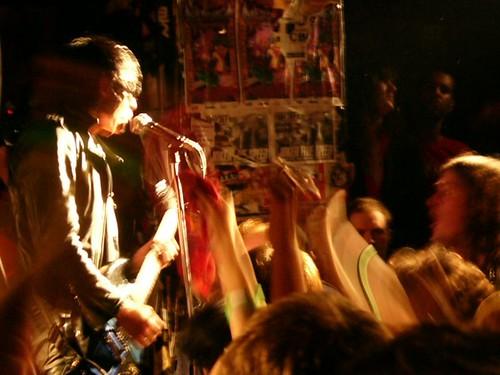 02-28-05 Guitar Wolf @ CBGBs