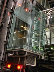 Lloyds of London@London IV (-sou-) Tags: uk england detail building london architecture elevator lloyds richardrogers lloydsoflondon