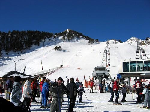 Deportes de monataña en Andorra