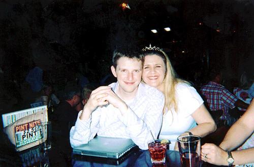 Tiara Happy Hour - Kymberlie & Matt