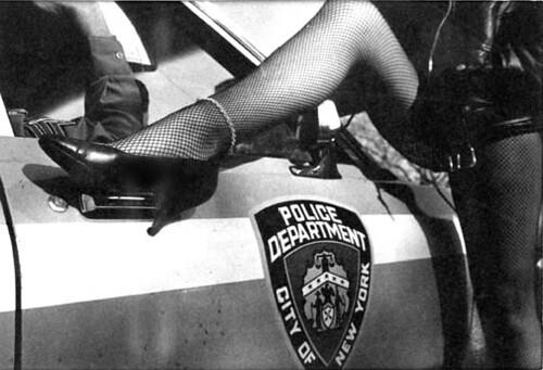 cop legs