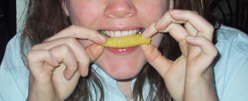 Teeny corn