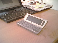 The mobile workspace in 2002