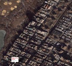 memorymap satellite googlemaps nyc mollyonthephone