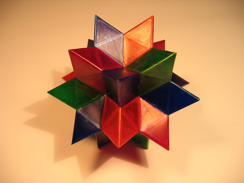 Spiky Tape Ball / Matthew Buckley