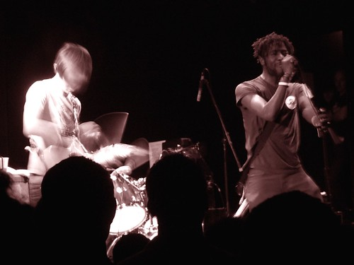 04-07-05 Bloc Party @ Bowery Ballroom