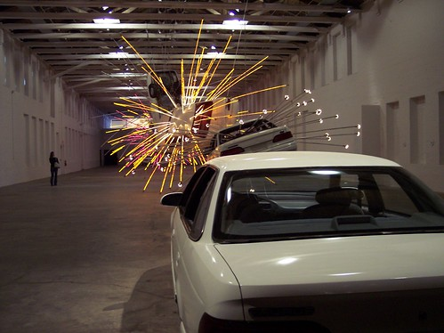 Cai Guo-Qiang at MassMOCA
