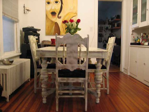 dining room table pic 2