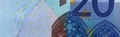 20 Euros (mandolux) Tags: panorama money closeup stars euro patterns arches 20 twenty