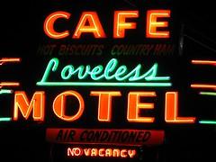 Loveless Cafe Neon Sign (SeeMidTN.com (aka Brent)) Tags: sign neon nashville tennessee nashvilletn lovelesscafe nashvilletennessee acehigh highway100 pasquo brentandmarilynnpersonalfavorite bmok bmoknvsign bmokneon bmokmotel