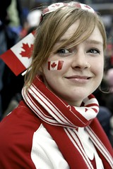 Kelsey is Canadian