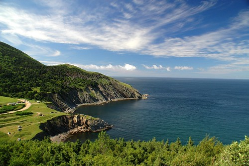 Meat Cove - Cape Breton, Nova Scotia