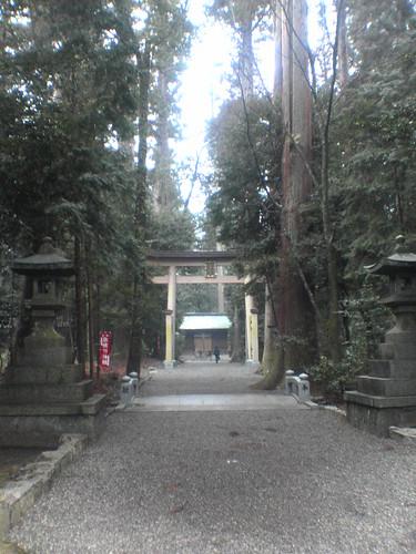 播磨国一宮 伊和神社-1