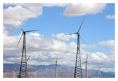 Twin Windmills