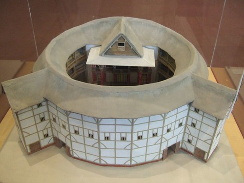 Model of Shakespeare's Globe