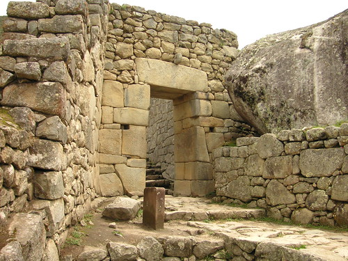 Travel to the ancient past of the Incas
