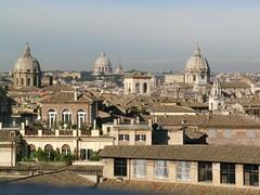 View of Rome (G_A_B_R_I_E_L_E) Tags: italy rome sanpietro gabriele
