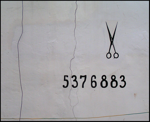 5376883 pairs of scissors on the wall, 5376883 pairs of scissors, take one down, pass it around, 5376882 pairs of scissors on the wall