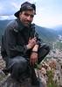 Frontier Policeman (.brian) Tags: show pakistan man gun police swatvalley