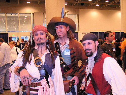 pirates for hire