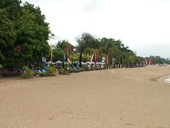 Bali Sanur beach (Franc Le Blanc .) Tags: travel bali beach nature indonesia asia pantai dimagez3 sanur konicaminolta francleblanc