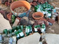 "Urban ""Art"" (P-Kittye) Tags: california santa art tag3 taggedout trash yard la losangeles los tag2 tag1 bottles angeles santamonica monica lookatme brentwood 1on1 continuum firstthought lovephotography pkittye"