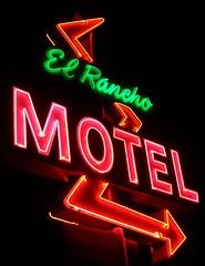 20070923 El Rancho Motel