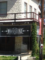 Moonshine bar & grill