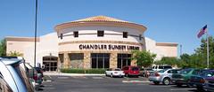 Chandler (Arizona) Public Library, Sunset Branch (Lost Dutchman) Tags: sunset arizona library chandler