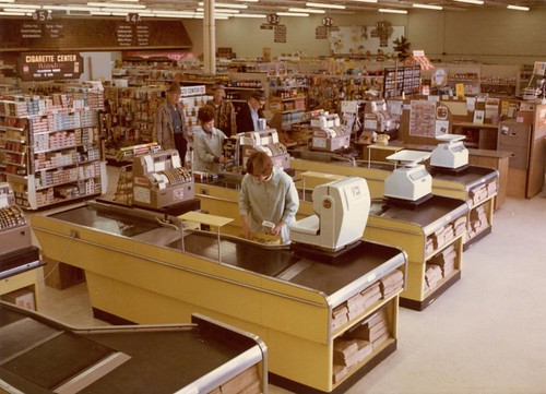 Northland Foods '70s Interior