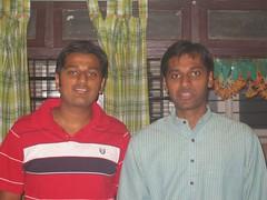 Anoop and me (Swaroop Krishnamurthy) Tags: family me anoop